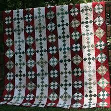 Image result for nine patch quilt