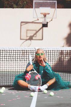 Sport Editorial, Vogue Editorial, Editorial Fashion, Tennis Photography, Girl Photography, Editorial Photography, Tennis Fashion, Sport Fashion, Tennis Photos