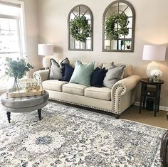best cozy farmhouse living room decor ideas 12 ~ my.me best cozy farmhouse living room d. Formal Living Rooms, Modern Living, Minimalist Living, Living Room Ideas 2020, Cozy Living Rooms, Modern Sofa, Natural Living, Living Spaces, My New Room