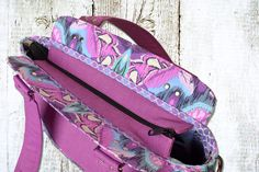 ON SALE Purse Pattern PDF for Sewing a handbag by ChrisWDesigns