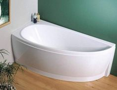 How to replace a bathroom suite. Installing a bath, sink, taps, heating and plumbing Bathroom Niche, Master Bathroom Shower, Shower Tub, Bathroom Ideas, Bath Tub, Bath Ideas, Bathroom Fixtures, Bath Room, Big Bathrooms