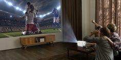 LG anuncia ProBeam, um projetor de 2000 lumens com WebOS - http://www.showmetech.com.br/lg-anuncia-probeam-um-projetor-de-2000-lumens-com-webos/