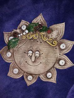 Sluníčko JR Natural Cleaners, Garden Decorations, Sun Moon