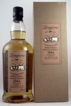 Old Discontinued Distillery bottling of Longrow Single Malt Whisky aged 10 years distilled in 1994 Whiskey Drinks, Bourbon Whiskey, Whiskey Bottle, Springbank Whisky, Scotch Whisky, Single Malt Whisky, Liquid Gold, Retro Futurism, Bar Ideas