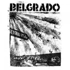 Belgrado - Belgrado (new wave, postpunk) Post Punk, White Vinyl, Modern Art, Waves, Scene, Album, Abstract, Image, Lp