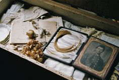 American Civil War Hope Chest by Andrew Delaney. Layers Of Fear, Anno Domini, Creepy Houses, Civil War Photos, Gone With The Wind, Past Life, American Civil War, Hope Chest, Lord Byron