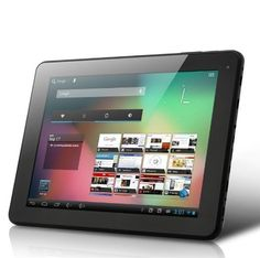 $229.99 - Latest and Greatest Android 4.1 Jellybean OS - Android Tablet PC with 9.7 Inch HD Display - Dual Core 1.6GHz - 7600mAh Battery by Cadi Distribution, http://www.amazon.com/dp/B00BGXBXPG/ref=cm_sw_r_pi_dp_3U8Urb0Q3MWM1