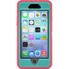 Ooo but i like the teal too ^_^ Rugged iPhone 6 Case | Defender Series by OtterBox