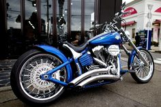 Harley TWIN CAM Softail Rocker