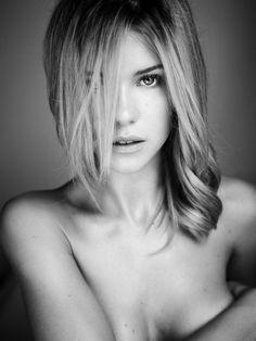 #model #beauty #portrait #photography - Camila Schurt