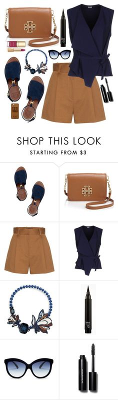 """""""...stylish..."""" by sanela-enter ❤ liked on Polyvore featuring Tory Burch, Versace, Mantù, Dolce&Gabbana, Italia Independent, Bobbi Brown Cosmetics and Casetify"""