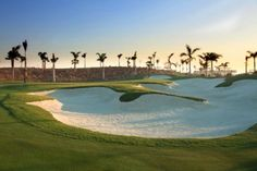 Golf Course Allegria Golf Club in Cairo, Egypt - From Golf Escapes