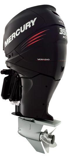 Mercury Racing Verado 350 SCi Outboard Marine Engine