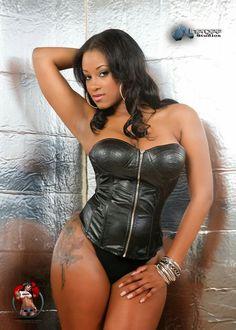 Ebony glamour porn