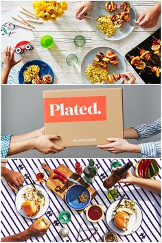 Get out of your cooking rut with Plated, delivering premium ingredients and…
