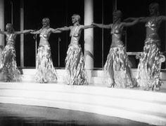 """""""A Busby Berkeley kickline in Roman Scandals (1933)."""""""
