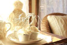 My Cozy Corner: Winter White Tea Time