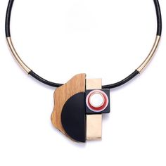 Contemporary Statement Collar Necklace