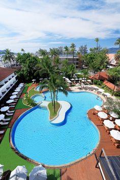 Hotel Patong Beach, dovolena a zájazdy do hotela Phuket - INVIA.SK