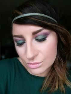 Mardi Gras Look. Here's a #Fantastic #Look I found over at Younique Products. #Explore hundreds more #Makeup looks, #discover and save the looks that are #Perfect for you, and even share your own makeup skills with the rest of the world! #YLook #GetTheLook #Younique #MardiGras