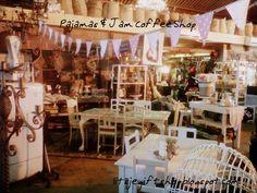 litsje: Pajamas and Jam Coffee Shop Coffee Shop Lighting, Little's Coffee, Mad Hatter Tea, Small Towns, Pajamas, House, Shopping, Pjs, Home