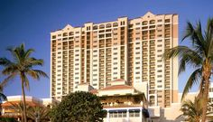 This is a Marriott Vacation Club Resort. Nestled between the beaches of the Atlantic & Intracoastal Waterway, Marriott's BeachPlace Towers is the ideal Fort Lauderdale vacation destination.