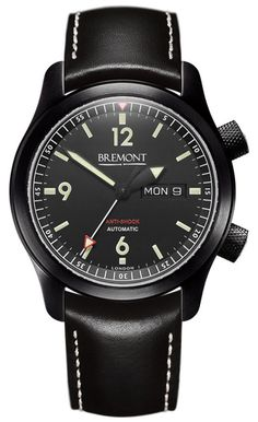 @bremontwatchcom  U2 Black #bezel-fixed #bracelet-strap-leather #brand-bremont #case-material-black-pvd #case-width-43mm #cosc-yes #date-yes #day-yes #delivery-timescale-4-7-days #dial-colour-black #gender-mens #luxury #movement-automatic #official-stockist-for-bremont-watches #packaging-bremont-watch-packaging #style-dress #subcat-u2-u22 #supplier-model-no-u-2-dlc #warranty-bremont-official-3-year-guarantee #water-resistant-100m