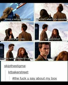 What you should not tell a whovian. A series of random Doctor Who mem… #fanfiction Fanfiction #amreading #books #wattpad