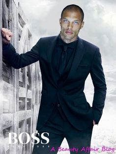 jeremy meeks Calvin Klein. Girls and their attraction for the bad boys.