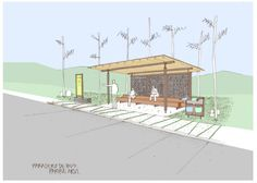 Mobiliario Urbano para el Parque Arvi de Medellín / Escala Urbana Arquitectura (34)