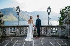 Lake Como - what a setting!