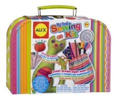 ALEX Toys Craft My First Sewing Kit 195WN Children Kids Art New Review