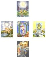 cz: magie a duchovno Tarot, Frame, Picture Frame, Frames, Tarot Cards