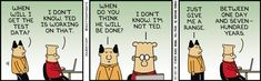 Dilbert en Español by Scott Adams for October 20 2018