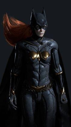 ArtStation - Batwoman, hashir h Batgirl Cosplay, Batman And Batgirl, Dc Comics Art, Comics Girls, Batman Artwork, Batman Universe, Dc Universe, Batman Family, Detective Comics