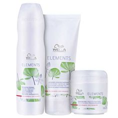 Wella Professionals Elements Renewing Trio Kit (3 Produtos)