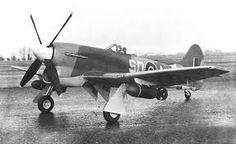 Hawker Tempest V Ww2 Aircraft, Fighter Aircraft, Military Aircraft, Military Weapons, Fighter Pilot, Fighter Jets, Hawker Tempest, Hawker Typhoon, Hawker Hurricane