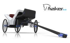 Fiaker 2.0 - Horse Manure Catcher by Michael Hofbauer - The Fiaker 2.0 basically addresses two issues normally associated with manure catchers on the backs of horse carriages. It actually catches the manure and also maintain the traditional look for an authentic experience! Read more at http://www.yankodesign.com/2014/02/11/the-manure-master/#8HJtQ40gORGo1tku.99
