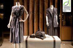 Bottega Veneta Windows 2015 Spring, Paris – France » Retail Design Blog