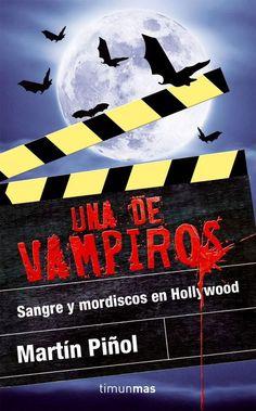Mi proximo libro: Una de Vampiros
