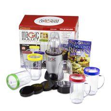 The Original Magic Bullet Express Blender and Mixer System