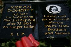 Irish Republican Army, The Ira, Hunger Strike, Mother Family, Fighting Irish, Family Genealogy, Northern Ireland, Family History, Cemetery