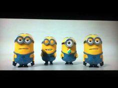Ba ba ba ba banana! POTATOOOOO!!! Hehehe I can't help but laugh at this video!