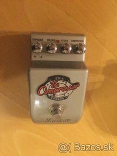 20€ Marshall Edward gitarový kompresor - Čadca, predám