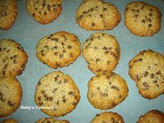 Betty's Cuisine: Μπισκότα με ταχίνι, βρώμη και μέλι Cookies, Muffin, Tahini, Snacks, Breakfast, Cake, Desserts, Recipes, Desk