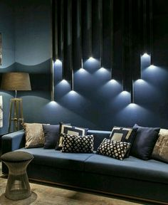 #Livingroom lights idea #HomeDecor #interior #frizal