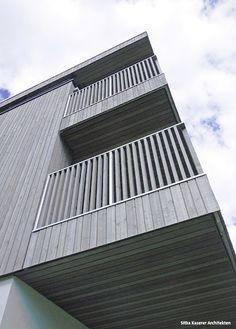 Leben in der Steillage - Holzbau & Fassaden - Referenzen - ADLER