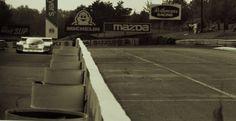 Mosport Pit Entrance
