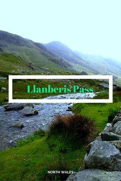 Llanberis Pass North Wales