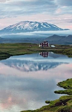 "Mt. Hekla ""The Gateway to Hell"" in Iceland /// #travel #wanderlust"